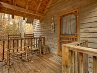 Beautiful cozy cabin with end of the road privacy. Wood