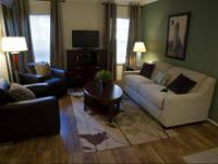 1 and 2 Bedroom Apartments Available, Each home has a