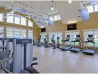 State-of-the-art fitness center, Eco-friendly saltwater