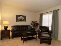 Newly Renovated One and Two Bedroom Apartments, Covered