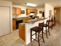 1 and 2 Bedroom Units, Dishwasher Microwave, Full Size