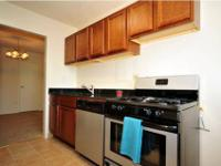 Spacious studio, one and two-bedroom apartments, All