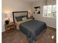 1, 2, 3 Bedroom Apartments, Washer/Dryer Hook-ups,