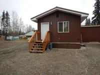 1 bedroom house with bath / spacious just built new.