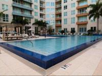 Infinity Saltwater Pool, 2-Story Fitness Club with
