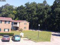 This huge 1 bedroom 1 bath apartment home is over 700