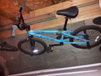 This is a bmx bike it is a GT Compe it is in very