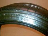 I have (1) Bridgestone RE050A RFT tire that is in great