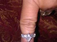 I have a diamond ring for sale appraised at 4300 three