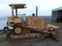 We have a 1990 Caterpillar D-4H for sale. The machine