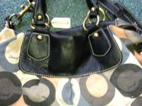 2 Coach purses used but still in good shape $45 call