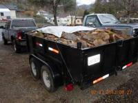 1 cord of seasoned white oak 225.00 delivered within 10