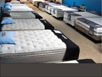 I have all brand new, major name brand mattress sets on
