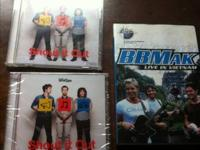 2 cd's 1 Unopened Hanson shout it out cd and 1 opened