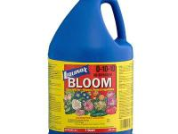 A non-nitrogen formula created especially for flowers,