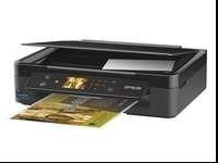 1) cannon pixma mg 2220inkjet/photo printer/scanner all
