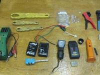 Here is a selection of repair tools for many types of