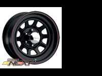 HAVE 1 NEW IN BOX PACER STEEL WHEELS 16X8 BOLT PATTERN