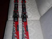 Volkl Supersport 175 Titanium 1200 Ski's NEW   Tip