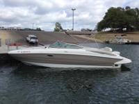 2009 Crownline Deckboat 260EX MAKE OFFER! THIS IS A