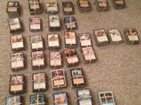 Ive been collecting Magic The Gathering Cards since I