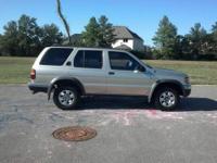 1998 Nissan Pathfinder * Price: $4,288 * Year: 1998 *