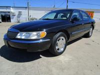 1 OWNER -- V8 LUXURY -- LOW MILES -- EXTRA NICE! Hertel
