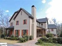 Exciting European Style home in the sought after
