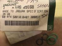 Jaguar: 1 set of steering/ gear & linkage pump & hoses