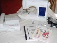 SINGER QUANTUM XL-1000 SEWING /EMBROIDERY