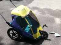 We are selling our Evenflo baby stroller with a single
