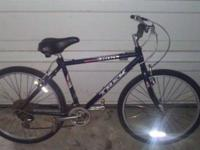 I have three different Trek Mountain Bikes. One 820 and