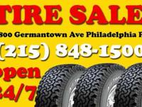 1 Used 225/65 R 17 Toyo Open Country TIRE. Free WIFI.