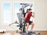 barely used 1 yr old bowflex ultimate 2, has every
