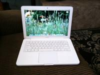 attempting to sell my white 13 inch macbook, i got it