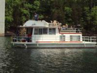 1973 Gibson Houseboat. I have a 225 rebuilt motor that