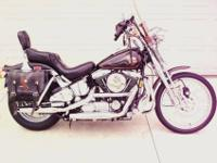 "I have a 1988 Sringer Softail ""85th Anniversary Editon"""