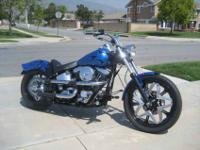 Harley Davidson Softail Custom • 1993 original