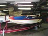 1990 Eliminator boat & trailer. Boat has had only one
