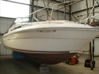 1984 Sea Ray 270 Sundancer For Sale In Appleton. I am