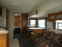 I have a 2001 32 foot Sportsman Travel Trailer for