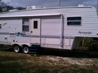 2002 Keystone Springdale 5th Wheel Model R277K2nd