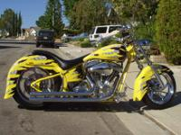 2002 custom show bike! .This bike is in great shape,