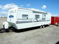 FOR SALE TOGETHER OR SEPARATE 2001 Sunnybrook travel