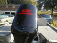 I have a 2005 Tournament V18 Tracker bass boat for