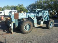 Nice machine. Model number 534c. Well maintained and