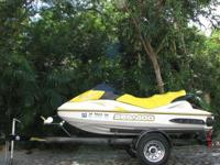 BOAT OWNER'S NOTES for 2006 SEA DOO (3 Seater) GTI 4 -