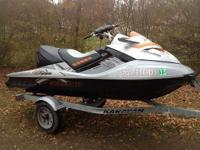 Kindly call watercraft owner Gerald at . 2008 SeaDoo