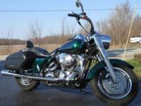 2005 Harley Davidson Road King Custom 39,898mi. 1450cc