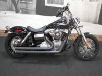 Vivid Black with 8460 mis and Vance & Hines Long Shot